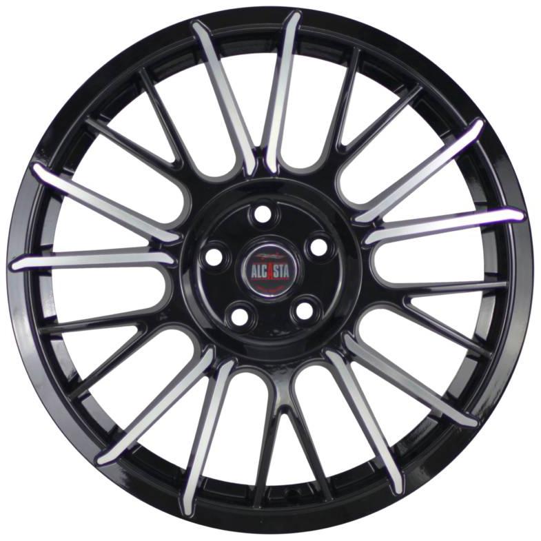 Колесные диски ALCASTA M33 R14 5.5J PCD4x98 ET35 D58.6 (9142013) фото