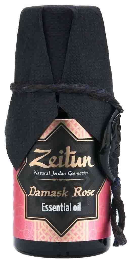 Масло для тела Zeitun Роза Дамасская