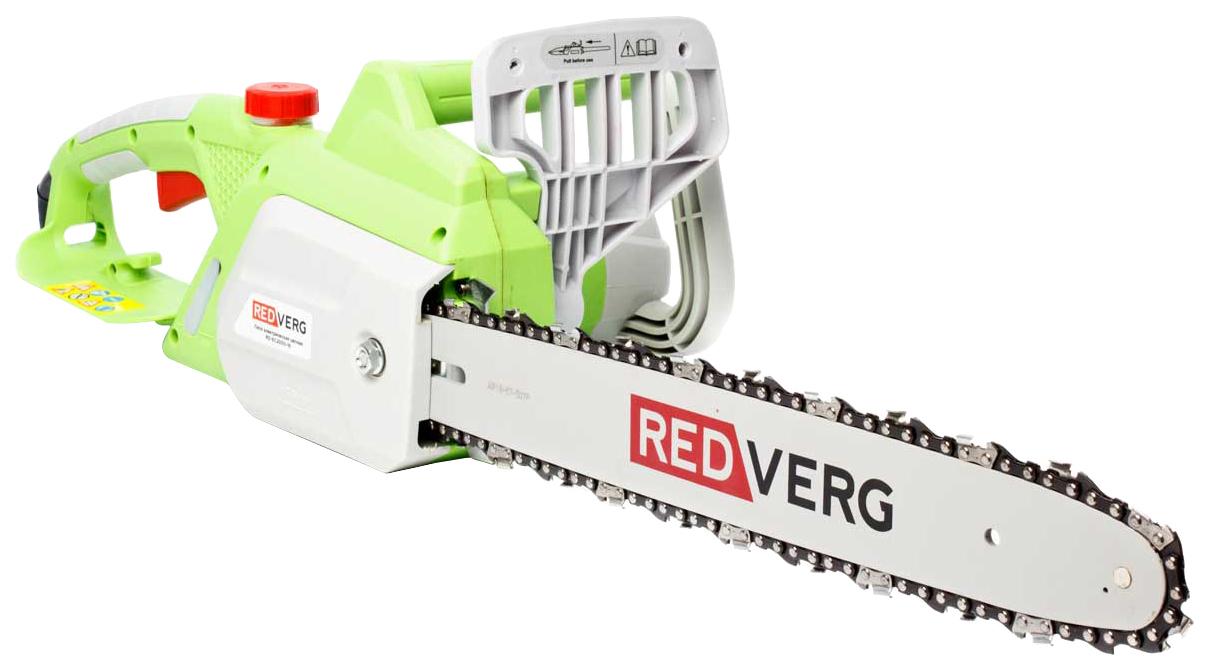 Электрическая цепная пила RedVerg RD EC2000