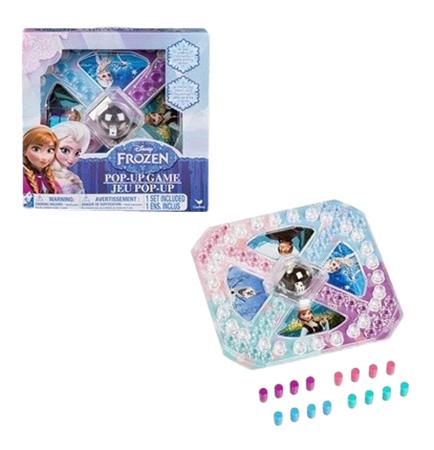 Настольная игра Spin master Disney Холодное сердце фото