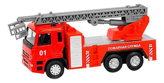 Машинка инерционная Play Smart Пожарная служба фото