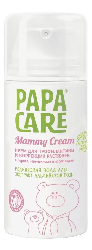 Крем для мам Papa Care Для профилактики