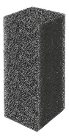 Губка для внутреннего фильтра Sera Spare Sponge для Biotop Cube 130, поролон, 110 г фото