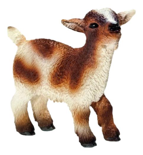 Купить Farm World Детеныш карликовой козы высота, Фигурка Schleich Farm World Детеныш карликовой козы 13716, Игровые фигурки