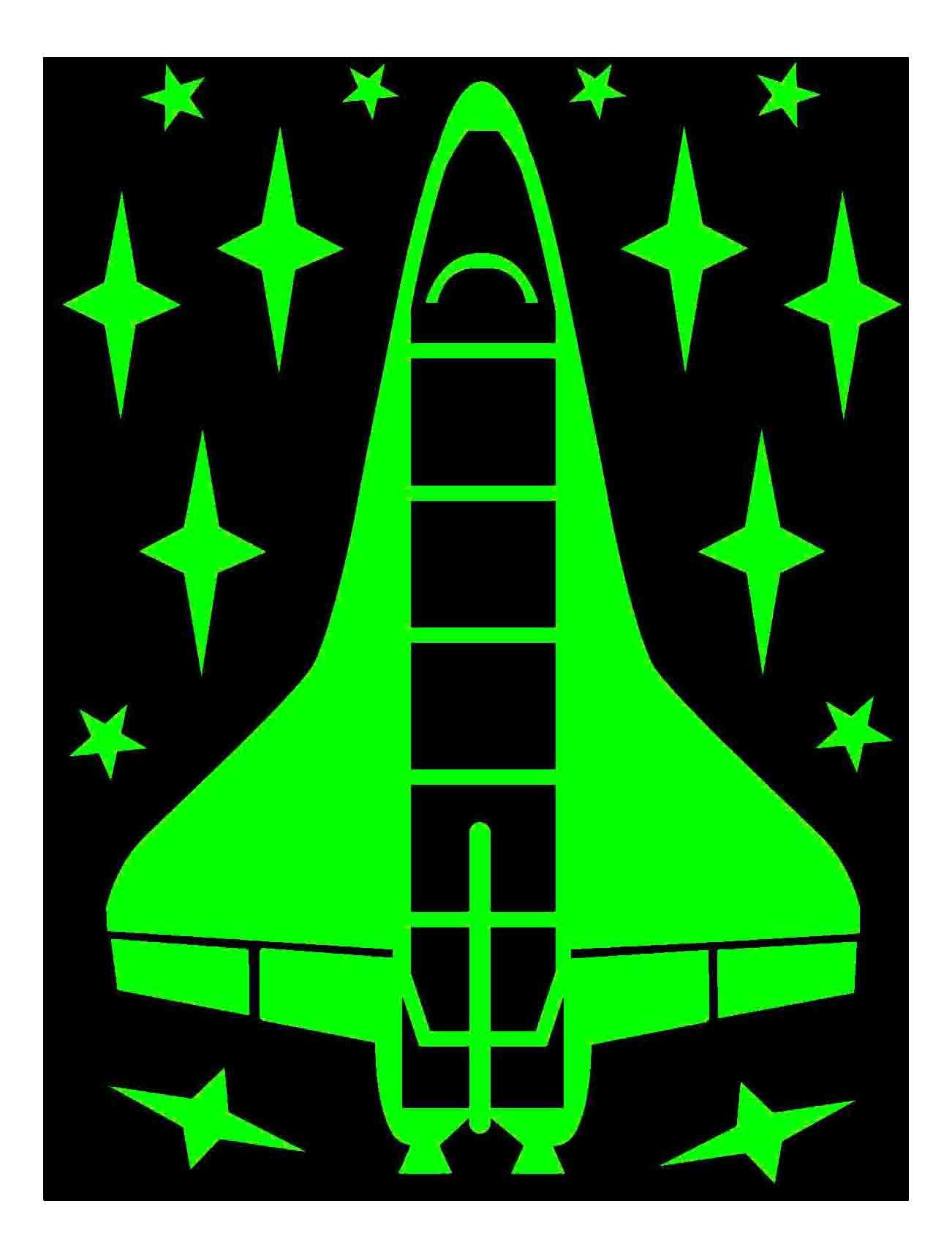 Наклейка декоративная для детской комнаты Звездное Небо Буран фото