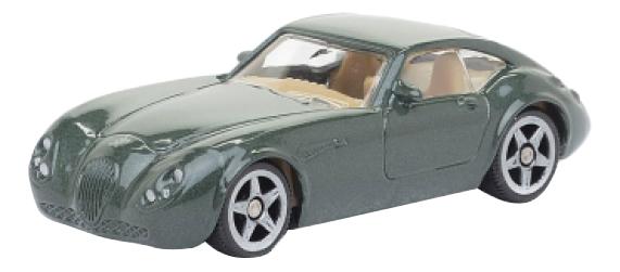 Купить Коллекционная модель Siku Wiesmann GT MF4, Игрушечные машинки