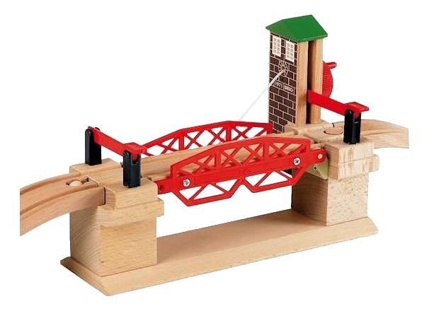 Купить Объекты железной дороги Разводной мост 33757, Разводной мост Brio для железной дороги33757, Детские железные дороги