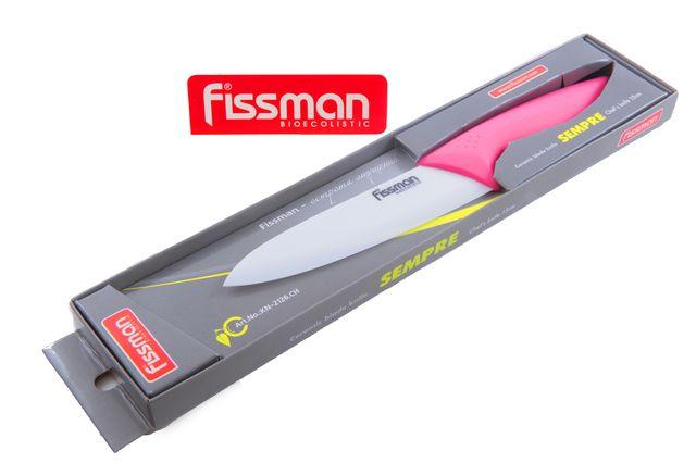Нож кухонный FISSMAN 2126 15 см KN-2126.CH