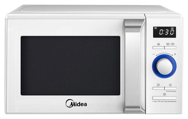 Микроволновая печь соло Midea AM820NN1 W white