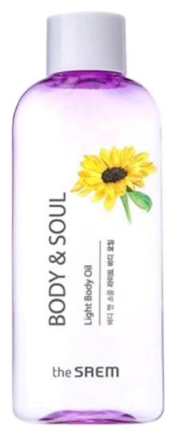 Купить Масло для тела The Saem BODY & SOUL Light Body Oil, 230 мл
