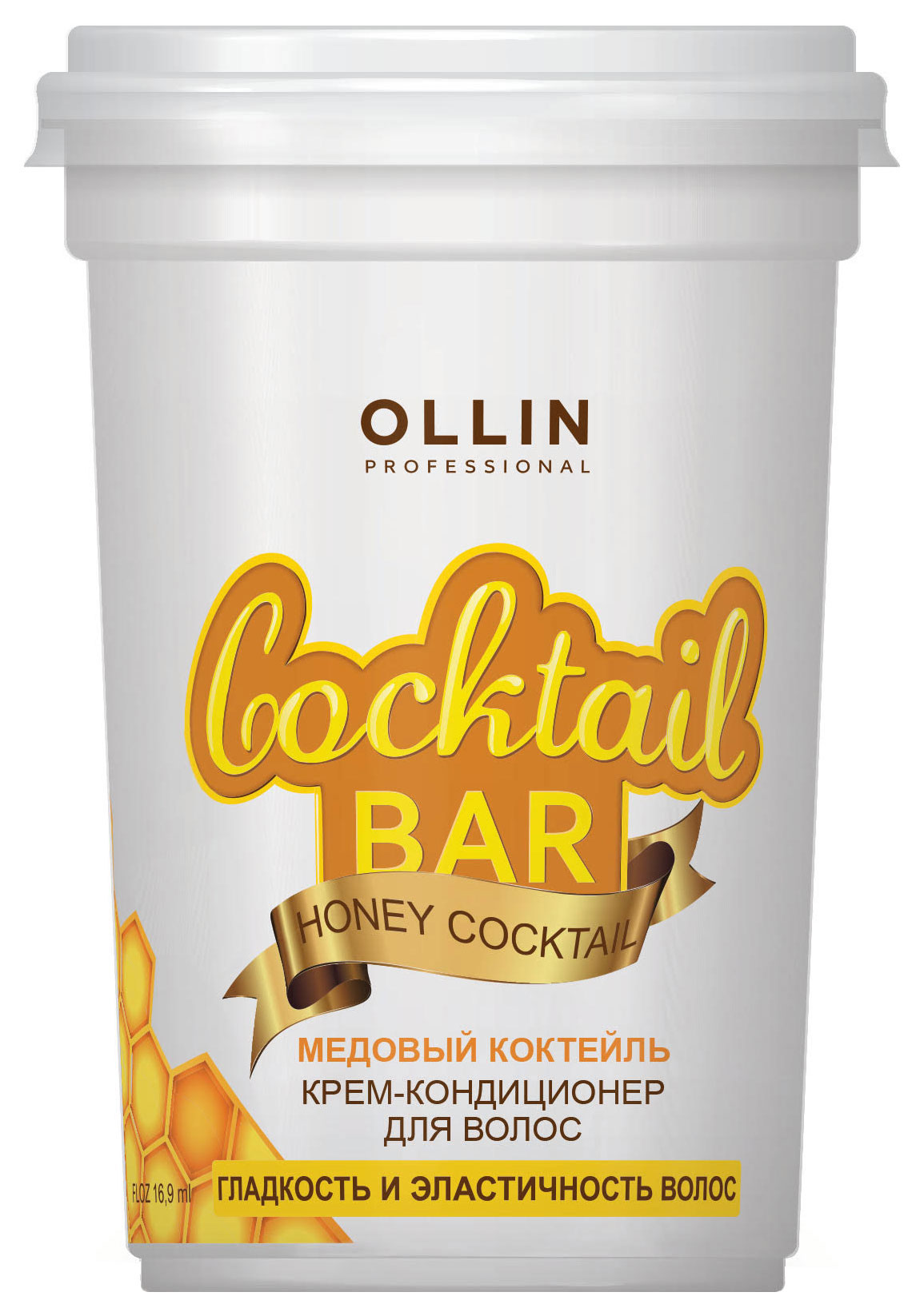 Кондиционер для волос Ollin Professional Cocktail Bar Honey Cocktail 500 мл фото