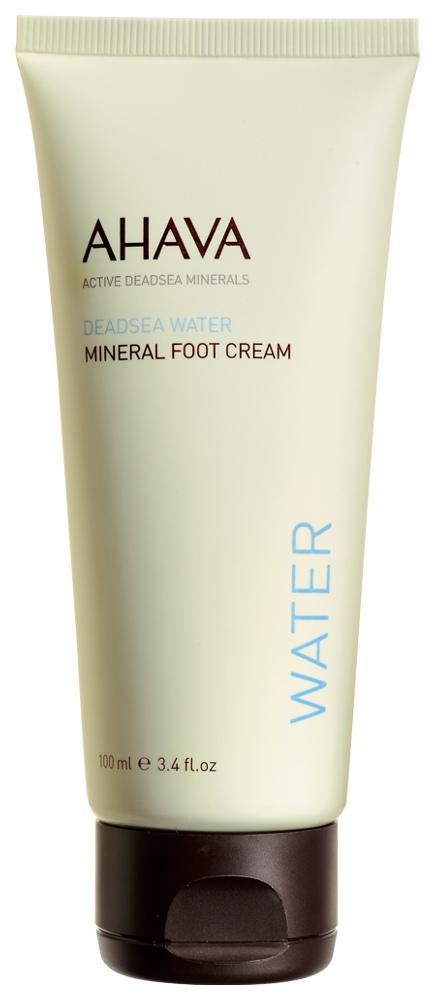 Крем для ног Ahava Deadsea Water Mineral