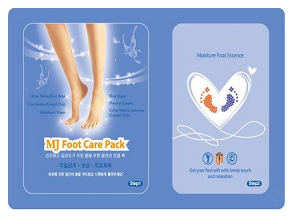 Маска для ног Mijin MJ Foot Care