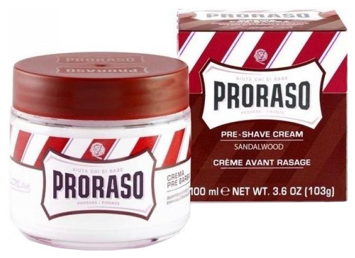 Крем до бритья Proraso Сандал 100 мл