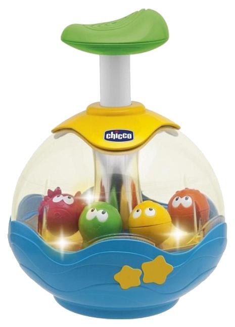 Купить Интерактивная игрушка Chicco Юла Aquarium, Развивающие игрушки