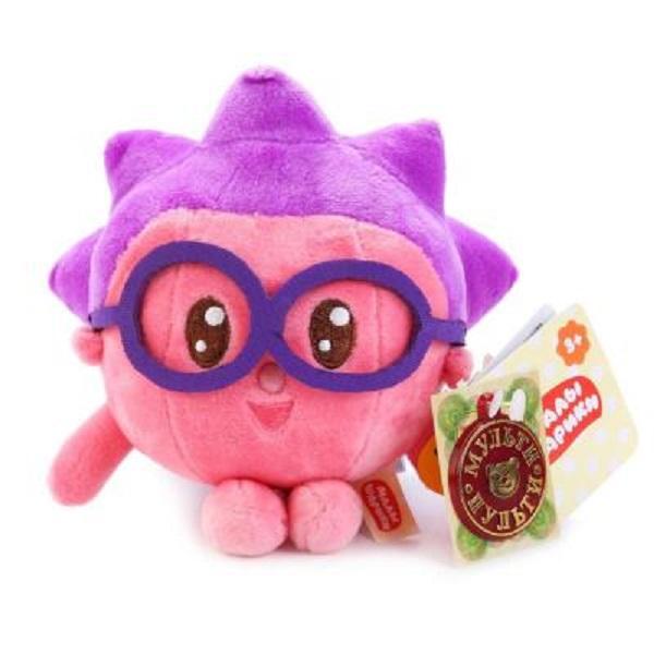 Мягкая игрушка Мульти-Пульти Малышарики ежик 10 см