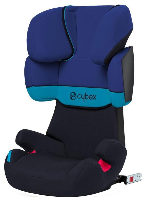 Детское автокресло Cybex Solution X-Fix Blue Moon