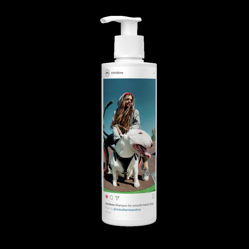 Шампунь для собак MITCH#and#ME для гладкошерстных, универсальный, 250 мл