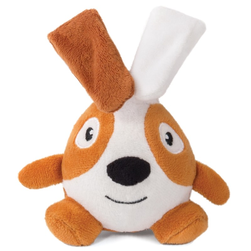 Мягкая игрушка для собак Triol Кролик ушастик,