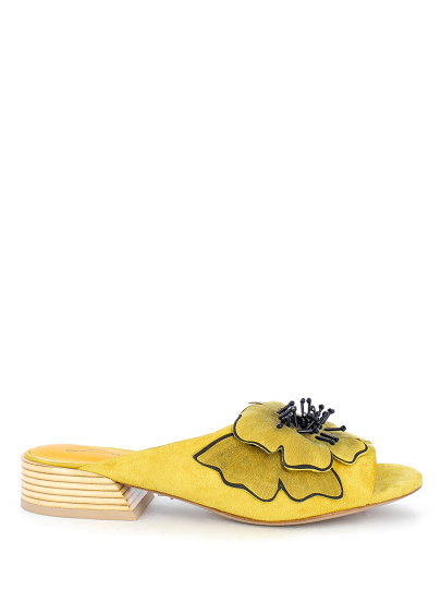 Сабо женские Lola Cruz желтые