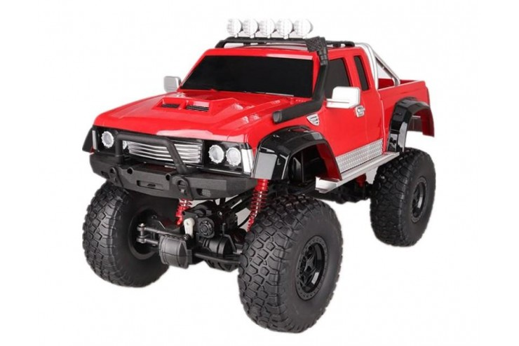 Радиоуправляемый краулер Meizhi Pick-Up 4WD RTR 1:8 2.4G MZ-2855