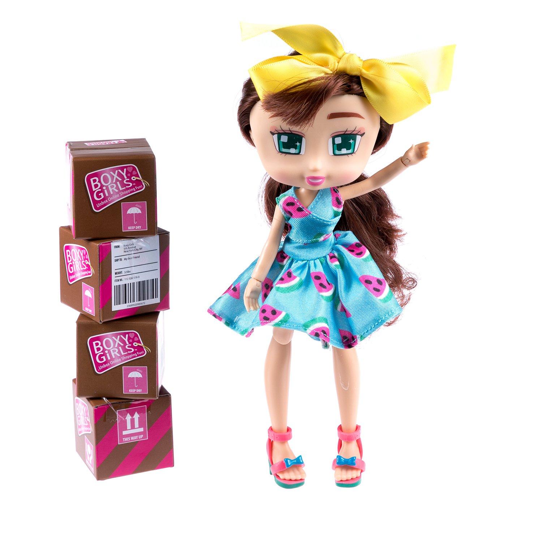 Купить Кукла Boxy Girls Brooklyn с аксессуарами 20 см, 1 TOY,