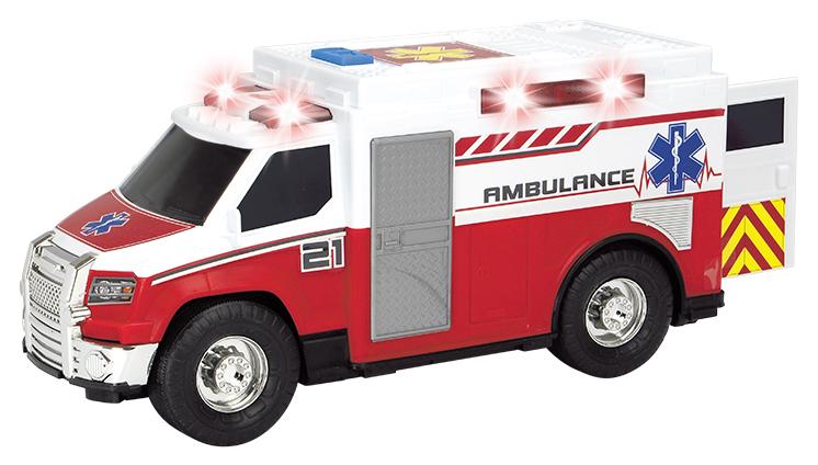 Машина скорой помощи, 30 см
