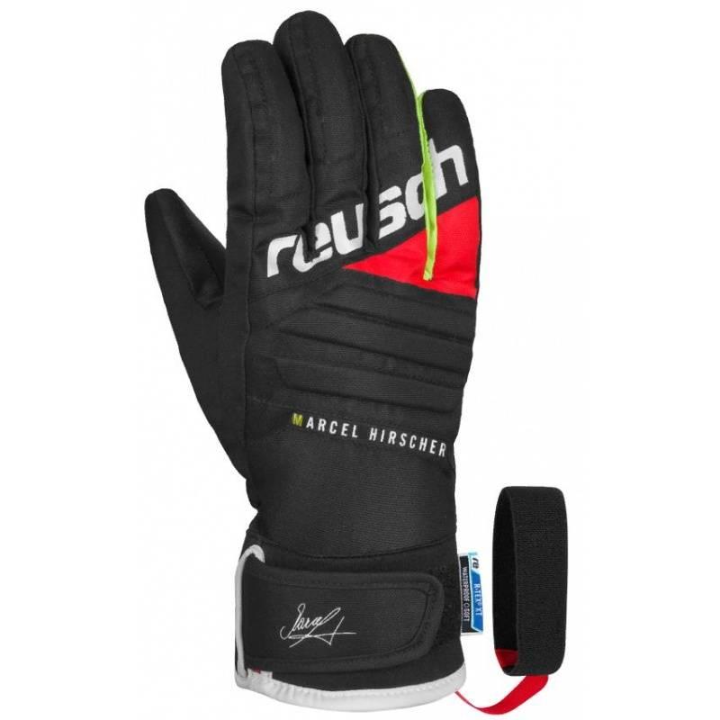 Перчатки Marcel Hirscher Reusch, цв. черный,