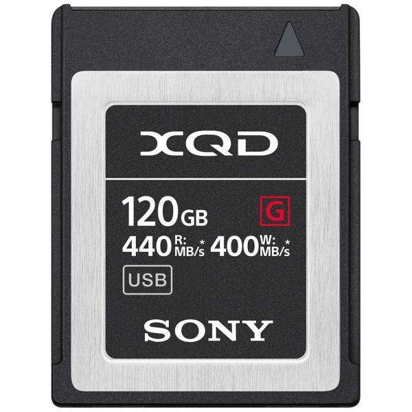 Карта памяти Sony QD G120F/J