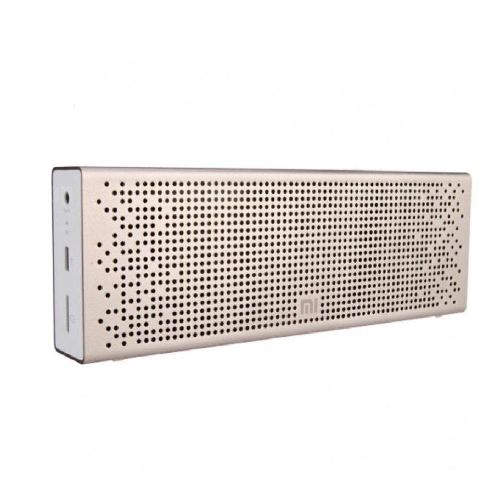 Портативная акустика Xiaomi Mi Bluetooth Speaker Gold RU EAC фото