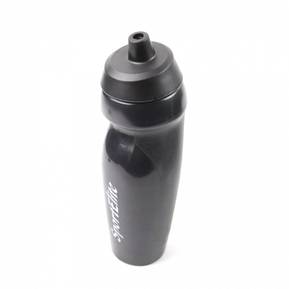 Бутылка спортивная В 400 600 мл, черный