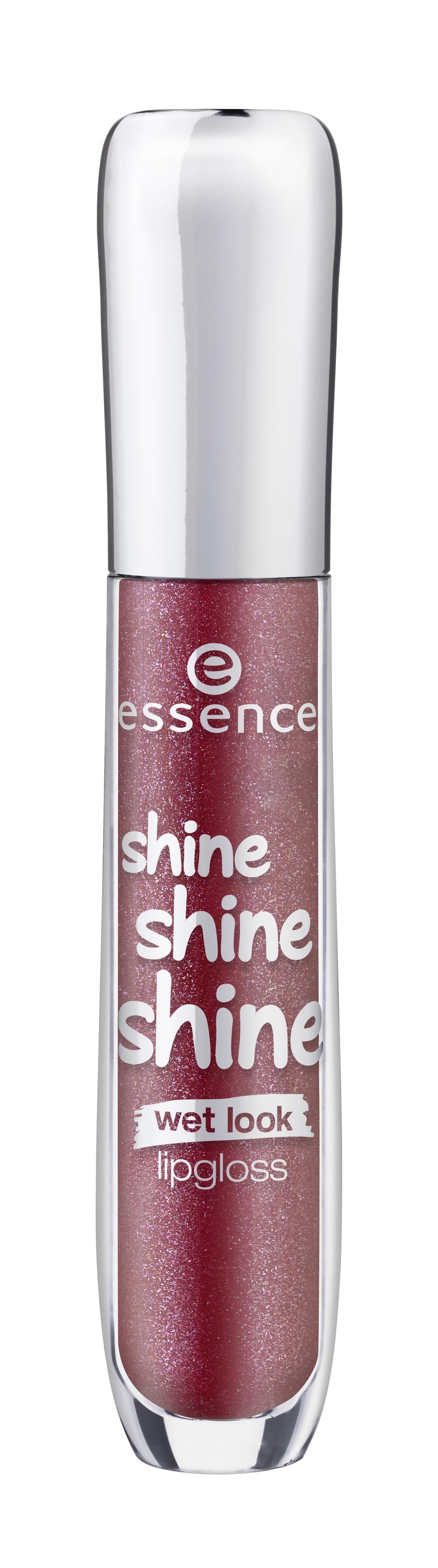 Купить Блеск для губ essence Shine lipgloss - 21 deep red love