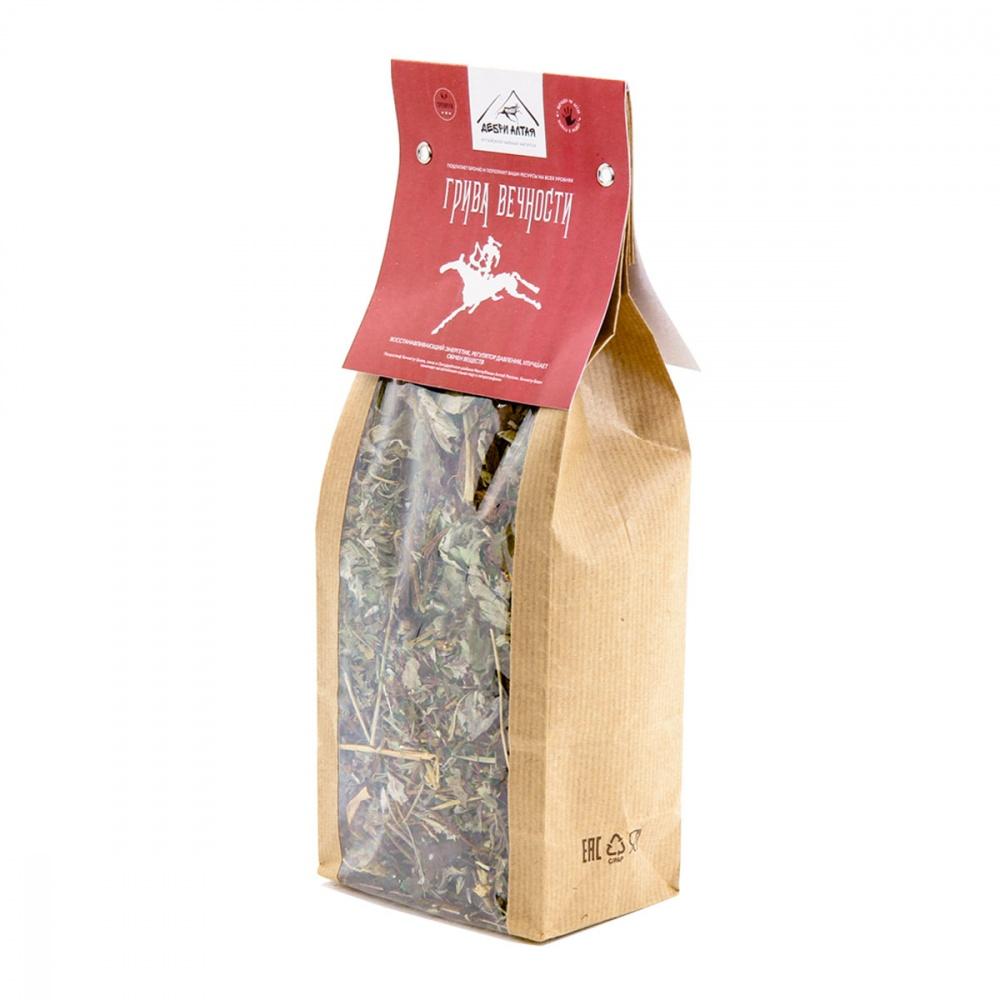Травяной чай Дебри Алтая гива Вечности 100 г фото