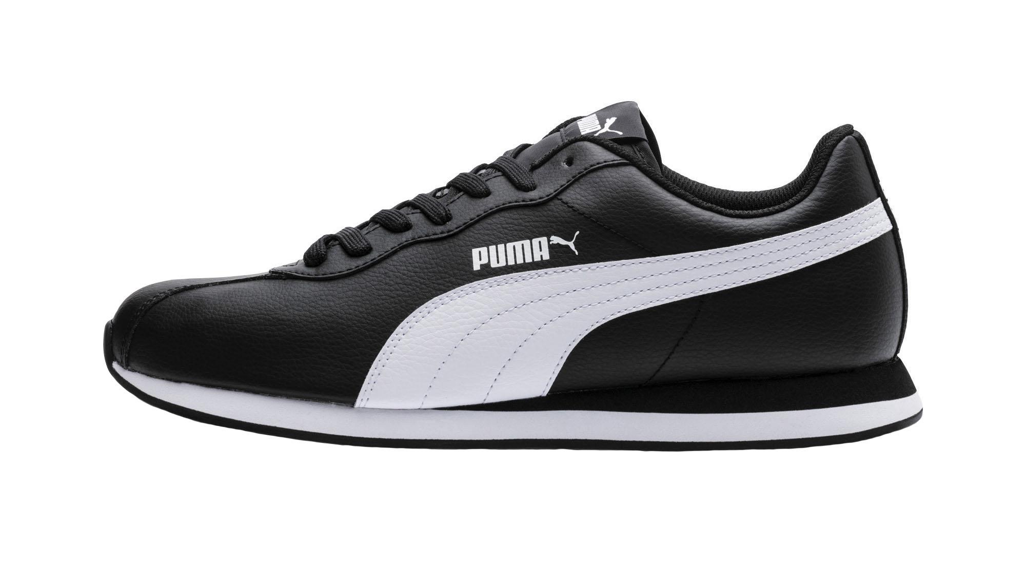 Кроссовки Puma Puma Turin II, black/white, 8.5 UK фото