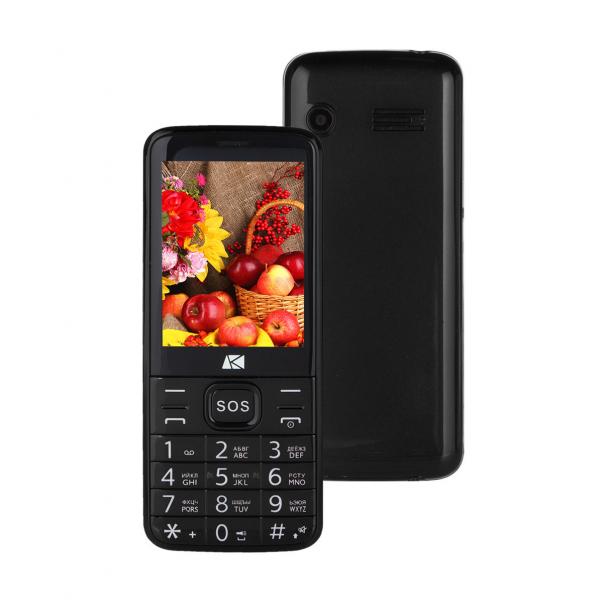 Мобильный телефон ARK Power F4 Black фото