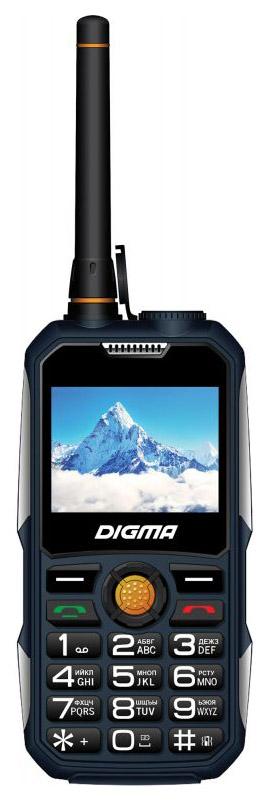 Мобильный телефон Digma Linx A230WT Blue