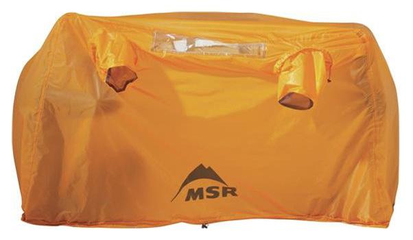 Палатка MSR Bothy четырехместная оранжевая