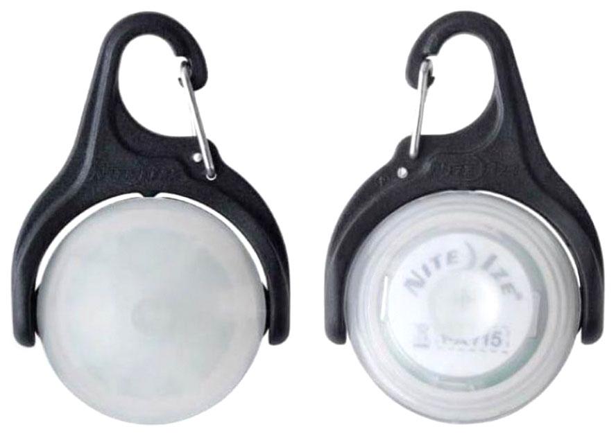 Туристический фонарь Nite Ize MoonLit LED Micro Lantern красный, 2 режима