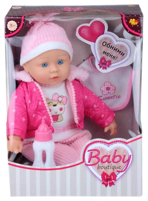 Кукла ABtoys Baby boutique 40 см с аксессуарами PT-00962