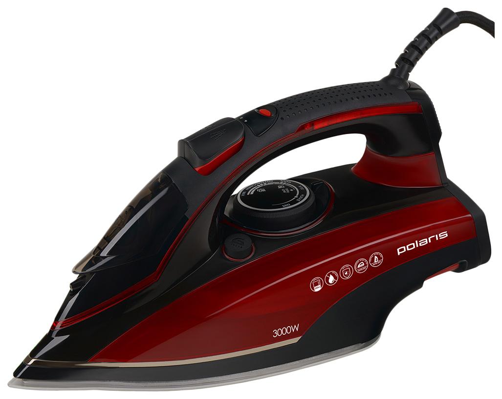 Утюг Polaris PIR 3099AK Red/Black