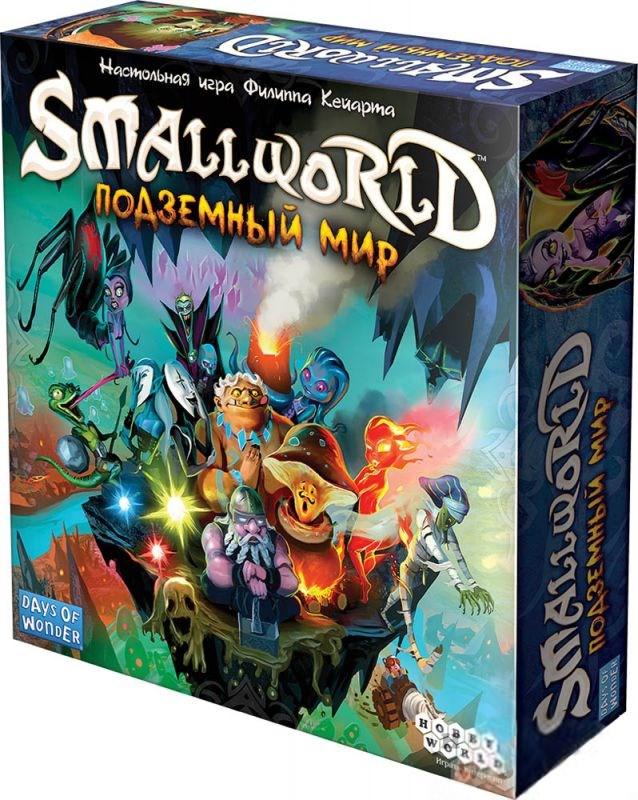 Настольная игра Маленький мир: Подземный мир фото
