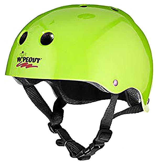 Купить Шлем с фломастерами Wipeout Neon Zest M 5+,