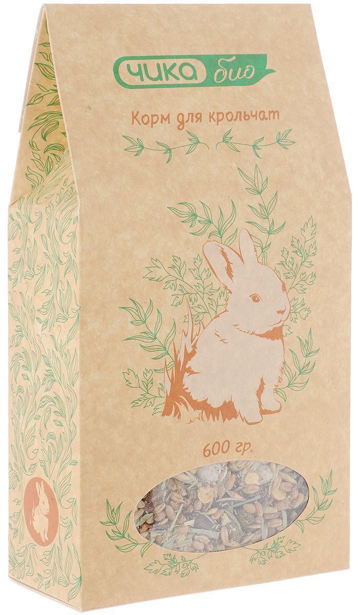 Корм для кроликов Чика, 600г