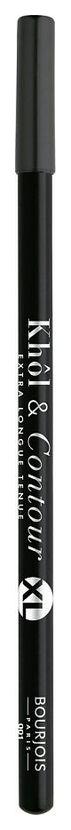 Карандаш для глаз Bourjois Khol And Contour XL 1 Noir-issime 1,2 г