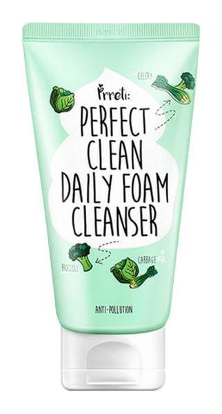Пенка для умывания Prreti Perfect Clean Daily