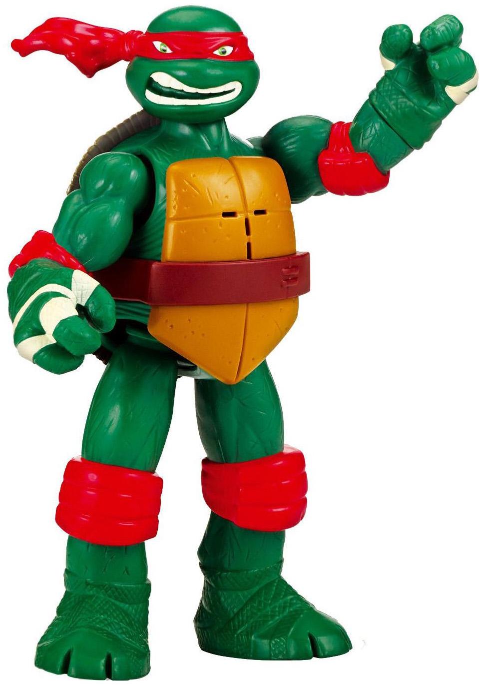 Фигурка Playmates Toys черепашки-ниндзя, 15 см, Раф, клич ниндзя фото