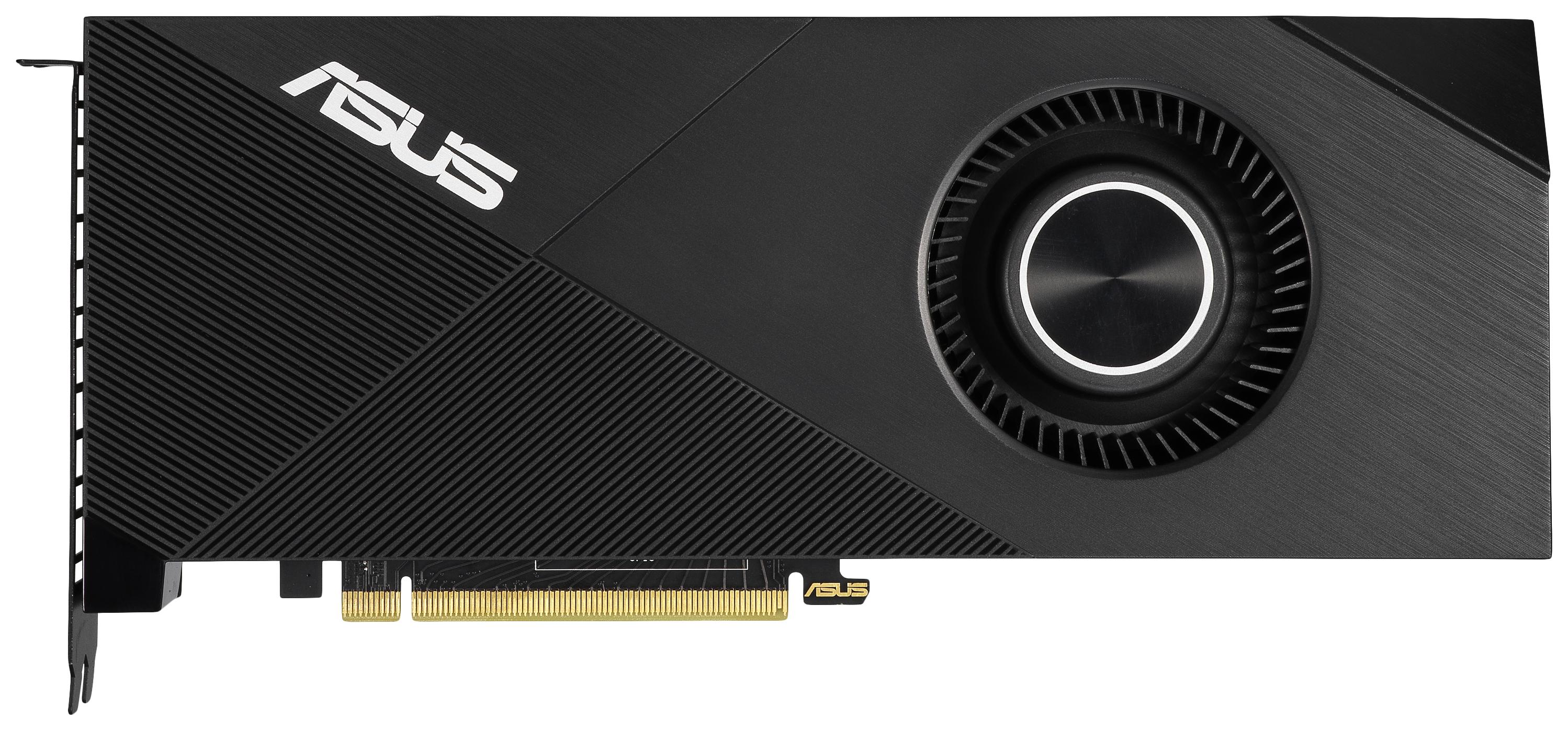 Видеокарта ASUS Turbo nVidia GeForce RTX 2060 (TURBO-RTX2060-6G) фото