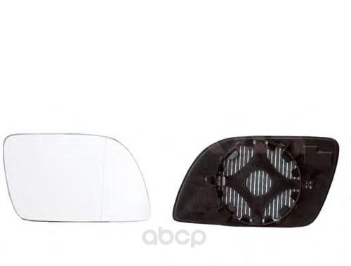 Текло зеркала заднего вида правого VW Polo V 02-05 ALKAR 6402110