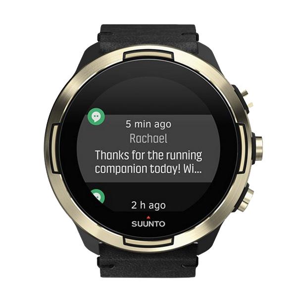 Смарт-часы Suunto 9 G1 Baro золотистые