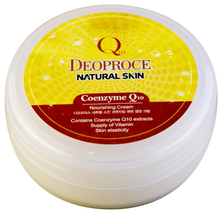 Крем для тела Deoproce Natural Skin Coenzyme